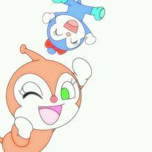 ドキンちゃん × コキンちゃんの画像(コキンちゃん ドキンちゃんに関連した