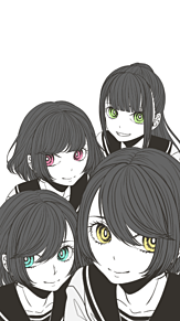 4人 女の子の画像216点 完全無料画像検索のプリ画像 Bygmo