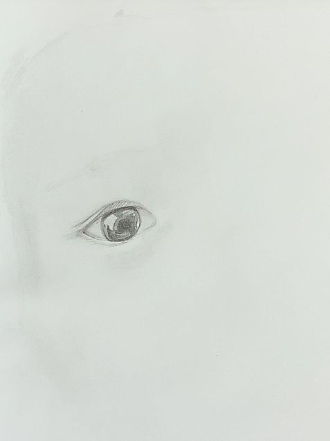 赤ちゃんの目の画像(プリ画像)