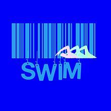 あん松さん リクエスト✨ 水泳 名前 バーコードの画像(プリ画像)