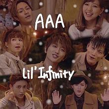 AAA/Lil'Infinityの画像(INFINITYに関連した画像)