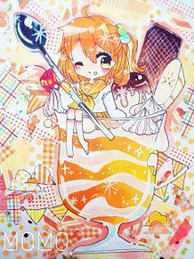 happy summerday!!!!の画像(如月モモに関連した画像)