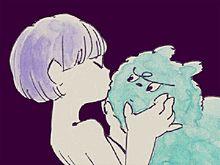 ちゅ♡  、、(( イヤナンダケド)) О о 。の画像(プリ画像)