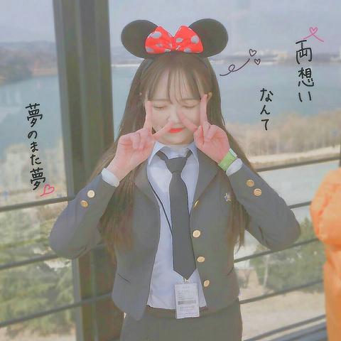 可愛い恋愛片思い失恋韓国女の子オルチャンポエムふわふわ♡の画像(プリ画像)