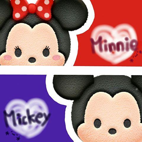 ミッキーミニーの画像(プリ画像)