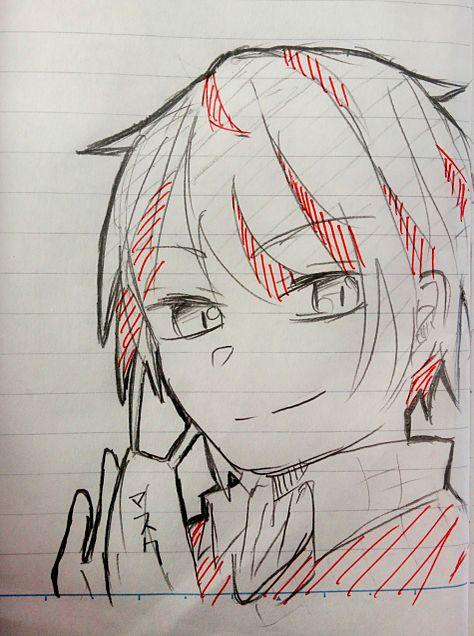 赤髪のキヨの画像(プリ画像)
