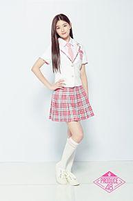プロデュース48好きな子の画像(プロデュース48に関連した画像)