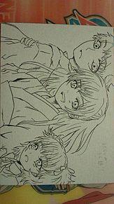 大好きな3人組!!の画像(プリ画像)