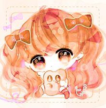 ♥フリーアイコン♥の画像(女の子 ゆめかわいい イラストに関連した画像)