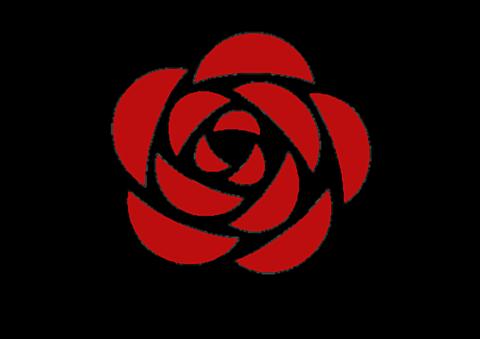 うちわ 素材 薔薇 背景透過 完全無料画像検索のプリ画像 Bygmo