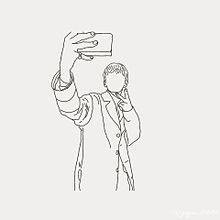 Joshua 線画の画像(홍지수に関連した画像)