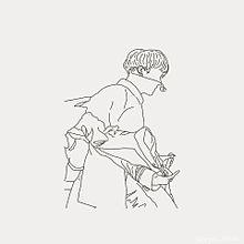 DK 線画の画像(#도겸に関連した画像)