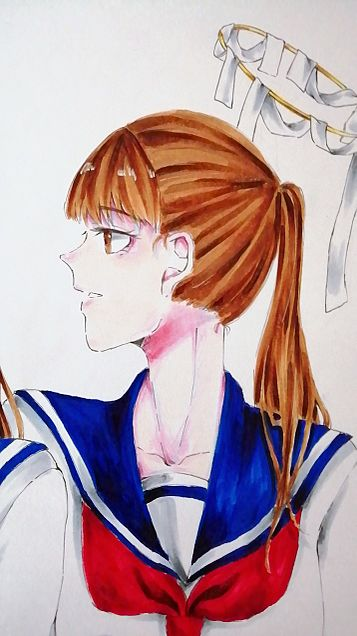 女の子の画像 プリ画像