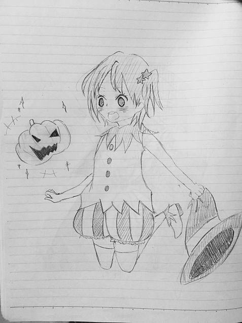 ハロウィン!の画像(プリ画像)