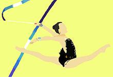 新体操選手の画像(体操選手に関連した画像)