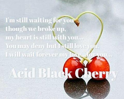 Acid Black Cherryの画像(プリ画像)