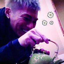 EXILE SHOKICHI お茶の画像(プリ画像)