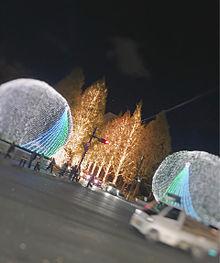 イルミネーションの画像(京都に関連した画像)
