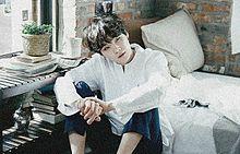 Yoongi プリ画像