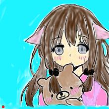 猫耳 女の子の画像(#猫耳に関連した画像)