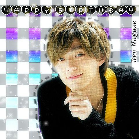 れんれん.*・♥゚Happy Birthday ♬ °・♥*.の画像(プリ画像)
