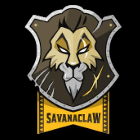 ロゴ:サバナクローの画像(プリ画像)