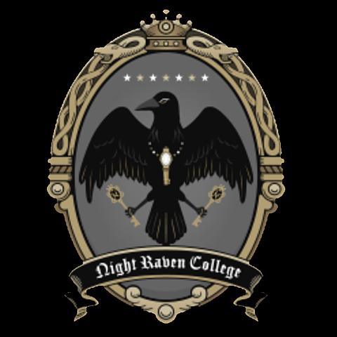 ロゴ:ナイトレイブンカレッジの画像(プリ画像)
