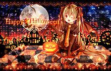 ハロウィン初音ミク Simejiキーボードの画像(オレンジに関連した画像)