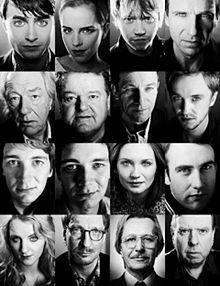 Harry Potter Series : the actorsの画像(ハリー ハーマイオニー ロンに関連した画像)