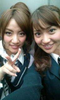 ゆうみな AKB48  たかみな高橋みなみ大島優子コリスの画像 プリ画像