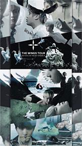 ▷▶︎THE WINGS TOUR  #방탄소년단 プリ画像