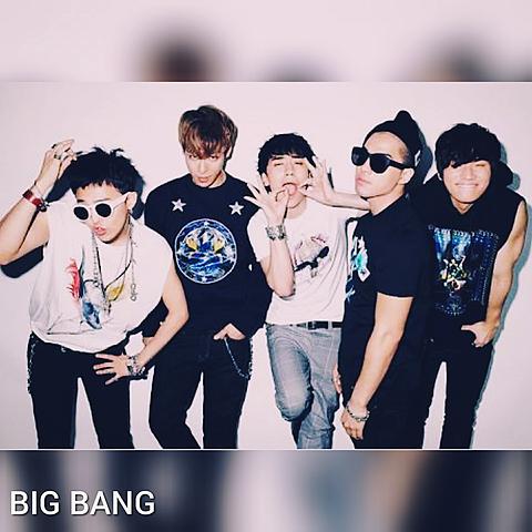 BIG BANGの画像(プリ画像)