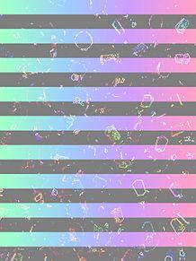 レインボー便箋の画像(サイケデリックに関連した画像)