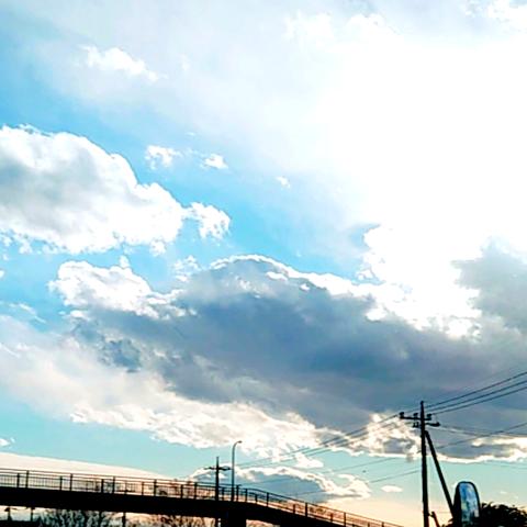 お空の画像(プリ画像)