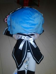 レムりん人形॑⸜(* ॑꒳ ॑*  )⸝⋆*の画像(人形に関連した画像)