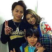 白濱亜嵐❌りゅう君❌ラブリ 実の3姉弟の画像(モデル ラブリに関連した画像)