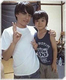 GENERATIONSの白濱亜嵐と弟のりゅう君の画像(generations かっこいいに関連した画像)