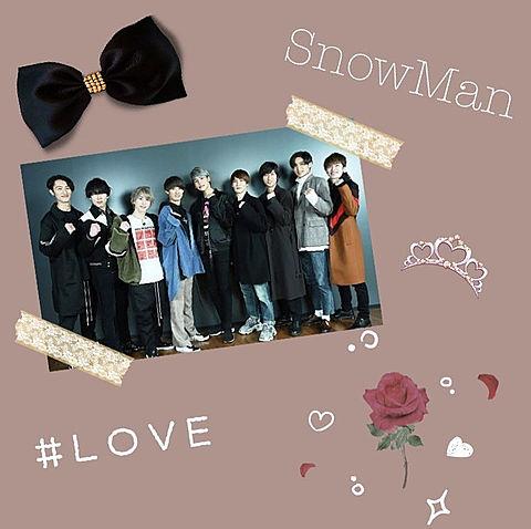SnowManの画像 プリ画像