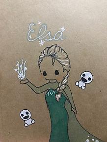 エルサ プリ画像