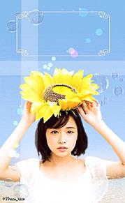 大原櫻子ロック画面の画像(プリ画像)
