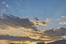 冬の空の画像(プリ画像)