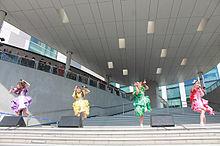「JUMP MAN」リリースイベントの画像(リリーに関連した画像)