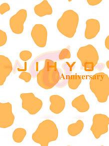 ジヒョちゃん トレカ風画像 裏側の画像(トレカ風に関連した画像)