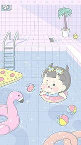 韓国キャラクター プリ画像