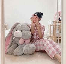 保存→♡の画像(ウサギ ぬいぐるみに関連した画像)