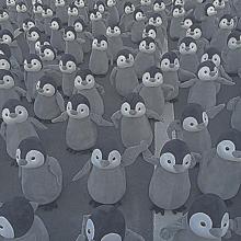 ペンギン 保存はいいねの画像(素材 おしゃれに関連した画像)