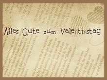 ハッピーバレンタインの画像(ドイツ語に関連した画像)