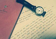 時計の画像(ドイツ語に関連した画像)