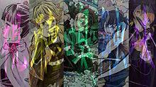 五感組(同期五人組)の画像(五人組に関連した画像)