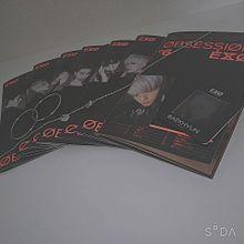 EXO obsessionの画像(チェンに関連した画像)